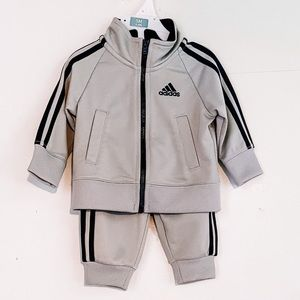 Adidas Baby Track Suit Outfit
